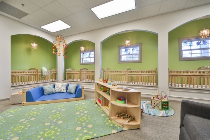 Children's Discovery Center infant carolina park