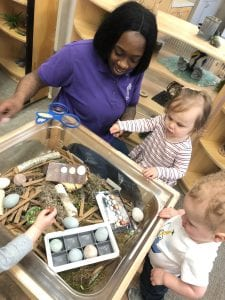 childrens discovery center projects